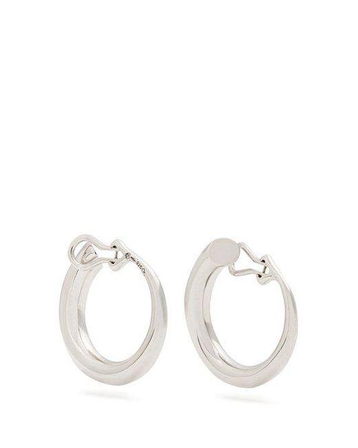 Gold Monie earrings - Metallic Charlotte Chesnais Outlet Locations AFOzvF9xP