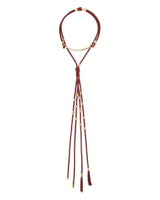 Chloé - Otis Layered Cord Necklace - Lyst