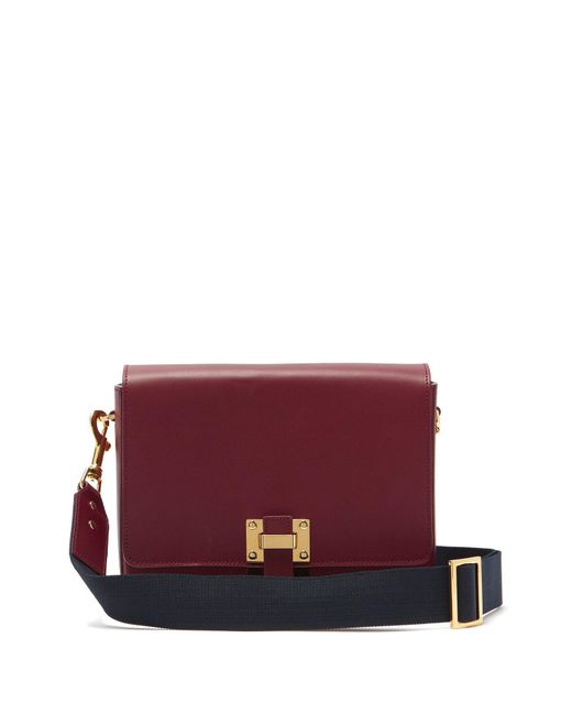 Sophie Hulme - Multicolor Quick Small Leather Cross Body Bag - Lyst