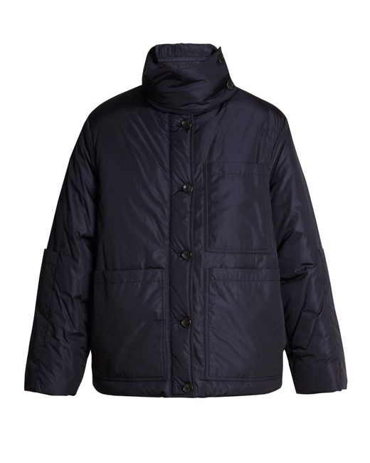 Joseph - Blue Douda Patch-pocket Padded Coat - Lyst