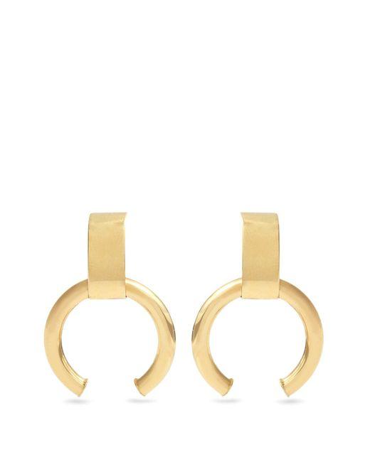 Loren Stewart - Metallic Yellow-gold Earrings - Lyst