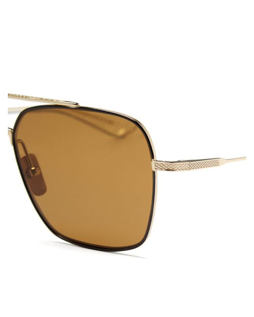 571059c6441ee ... Dita Eyewear - Metallic Flight Seven Titanium And Acetate Sunglasses  for Men - Lyst