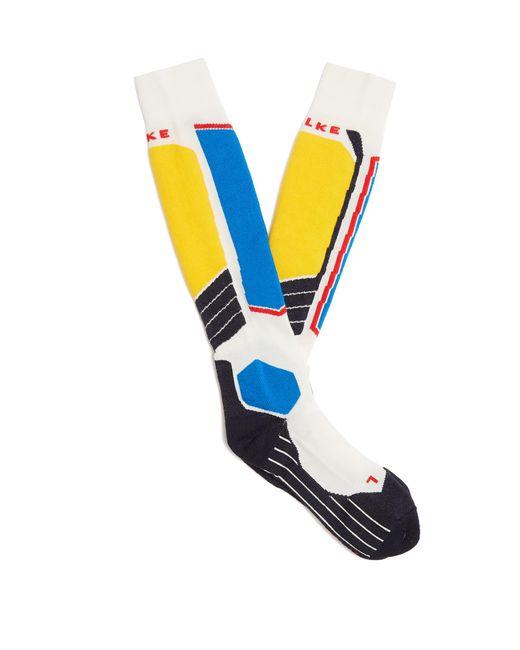 Falke | Blue Sk2 Ski Socks | Lyst
