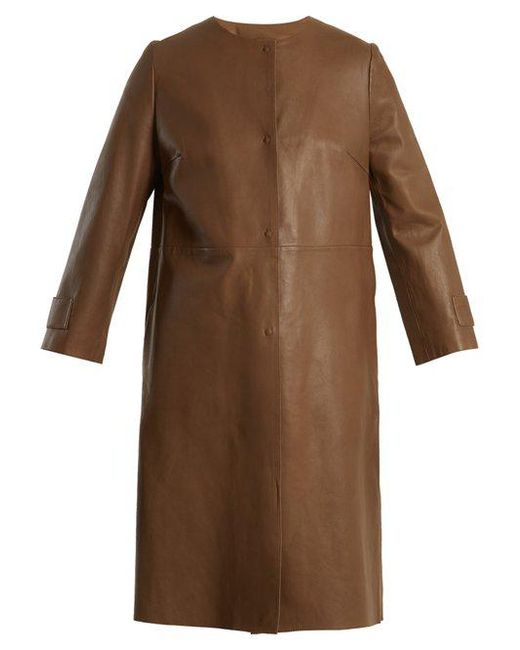 Weekend by Maxmara - Brown Giorire Coat - Lyst