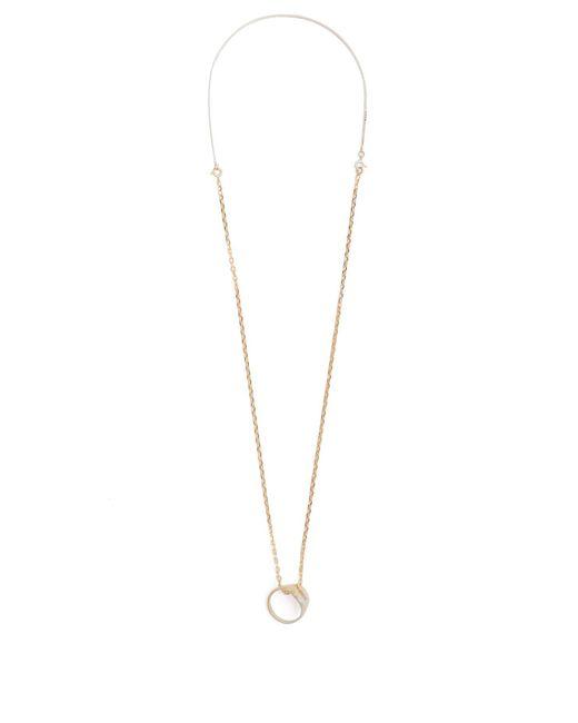 Maison Margiela - Metallic Three-in-one Necklace for Men - Lyst