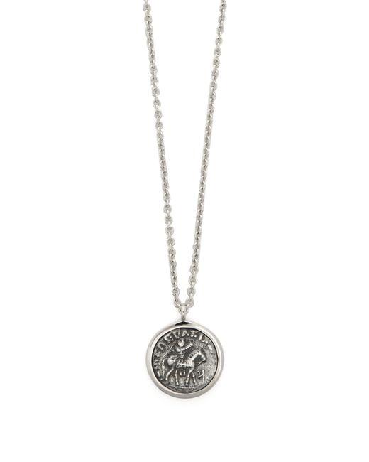 Tom Wood - Multicolor Collier à pendentif pièce de monnaie for Men - Lyst