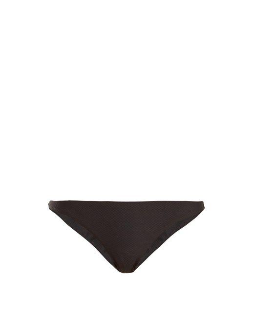 Asceno - Black Low Rise Bikini Briefs - Lyst