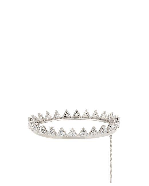 Eddie Borgo | Metallic Orion Silver-plated Bracelet | Lyst