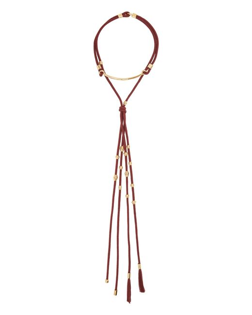 Chloé | Otis Layered Cord Necklace | Lyst