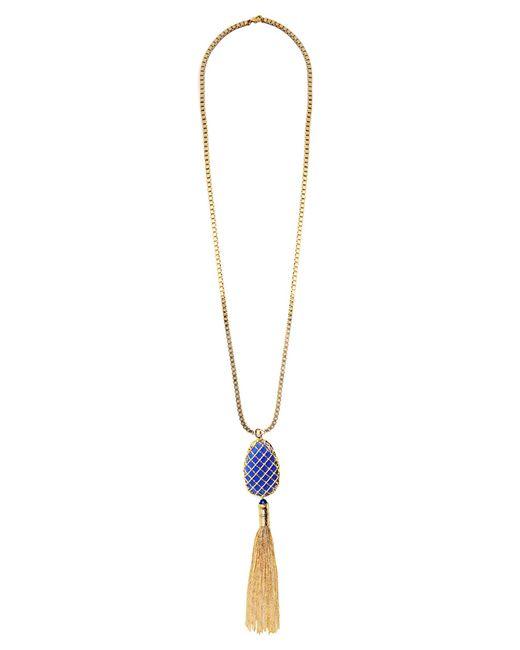 Rosantica By Michela Panero | Blue Segreto Quartz Necklace | Lyst