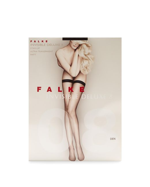 Falke | Multicolor Invisible Deluxe 8 Hold-ups | Lyst