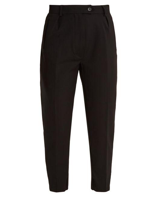 Sportmax | Black Mito Trousers | Lyst