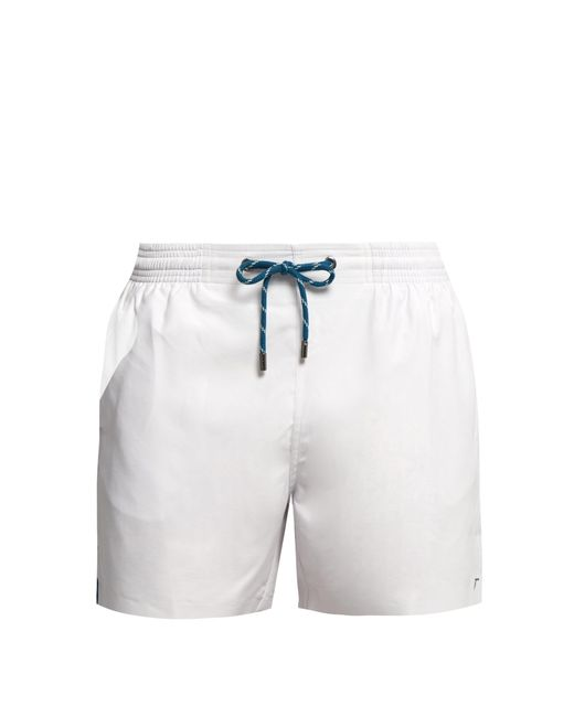 Marane - White Short de bain The Classic for Men - Lyst