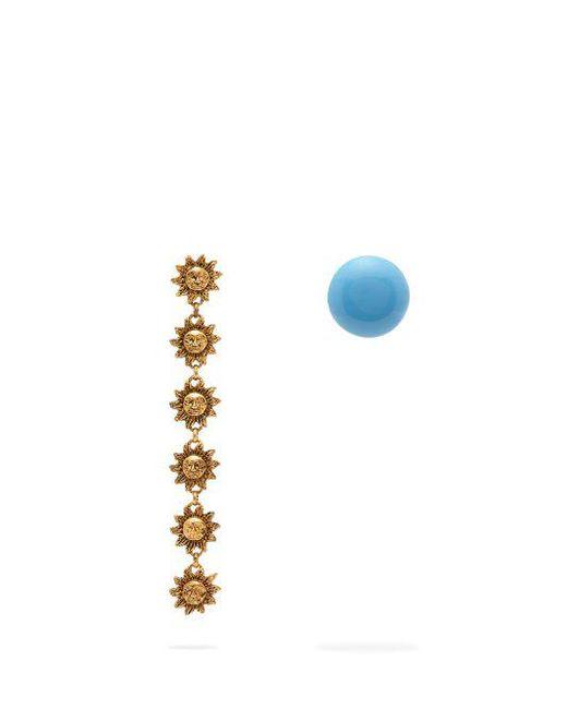 Jacquemus Les Soleils earrings KoQhGE