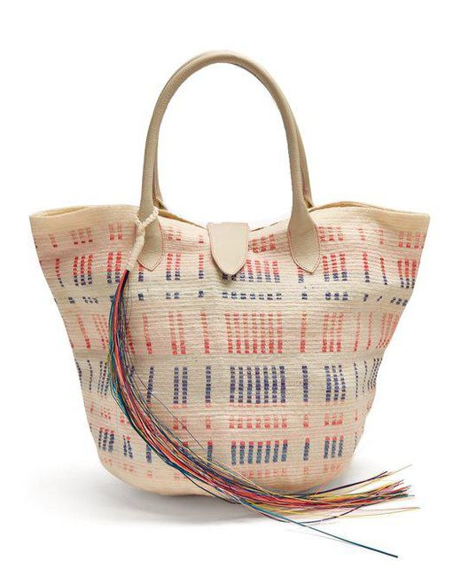 Sophie Anderson Keiko woven-toquilla tote Collections Cheap Price Cheap Get To Buy Buy Newest Cheap 2018 New Discount Websites QwzrL