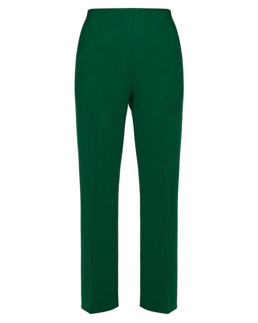 Marni | Green High-rise Kick-flare Stretch-wool Trousers | Lyst