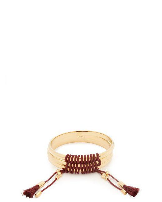 Chloé - Multicolor Otis Layered Bracelet - Lyst