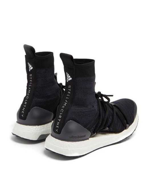 Best Place Online Outlet Explore Ultra Boost X high-top sock trainers adidas by Stella McCartney DMiHCIG