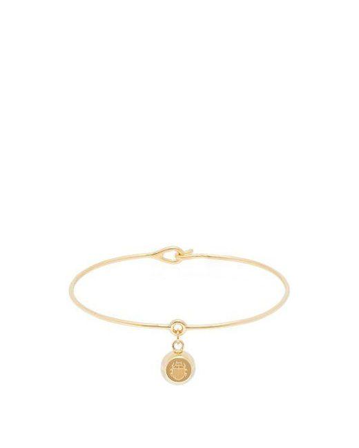 Grelot 18kt gold bracelet Aur yCRg9kA6Nm