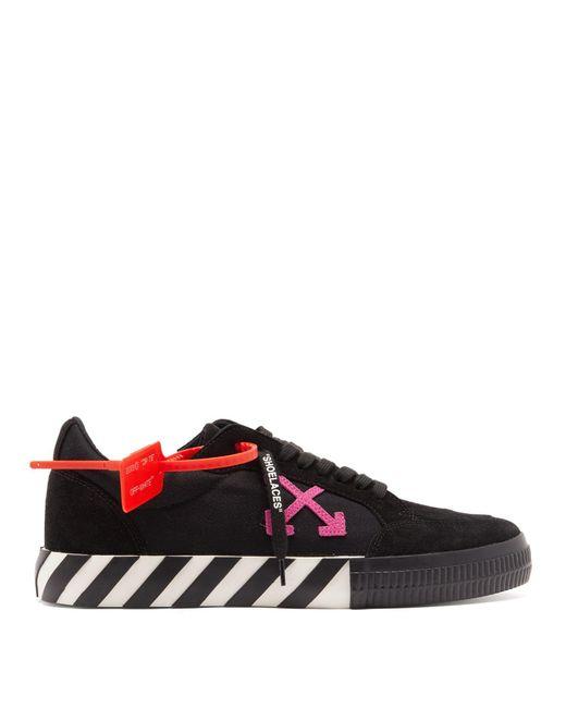 Off-White c/o Virgil Abloh Black Arrow Logo Sneakers for men