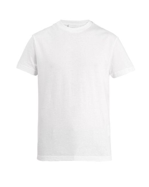Prada   White Set Of Three Cotton-jersey T-shirts for Men   Lyst