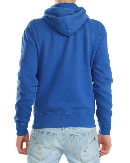 polo ralph lauren sweatshirt in blue for men save 30 lyst. Black Bedroom Furniture Sets. Home Design Ideas
