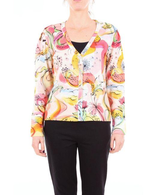 Boutique Moschino Multicolor Cardigan