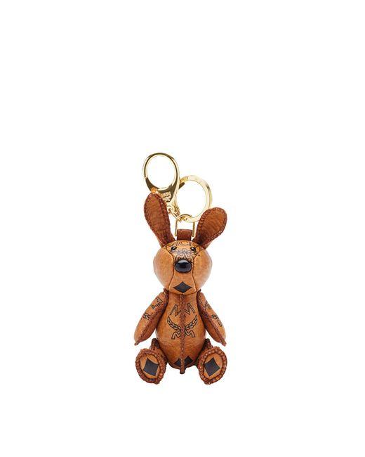 MCM - Brown Rabbit Animal Charm - Lyst