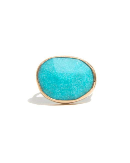 Melissa Joy Manning | Blue Freeform Turquoise Ring | Lyst