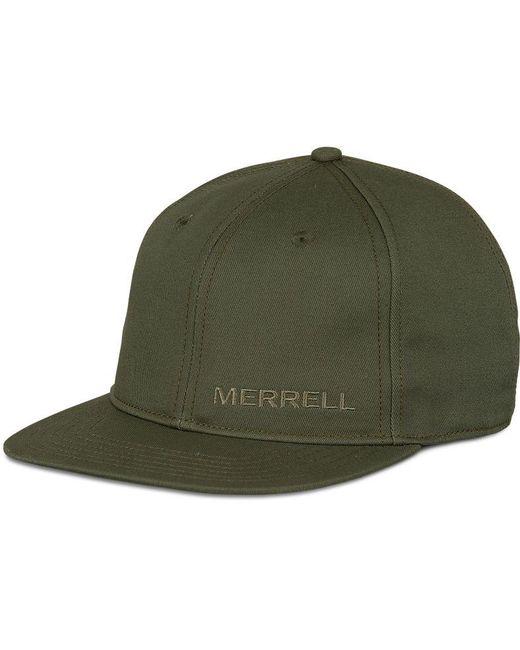 Merrell - Green Trailhead 6-panel Retro Ball Cap for Men - Lyst
