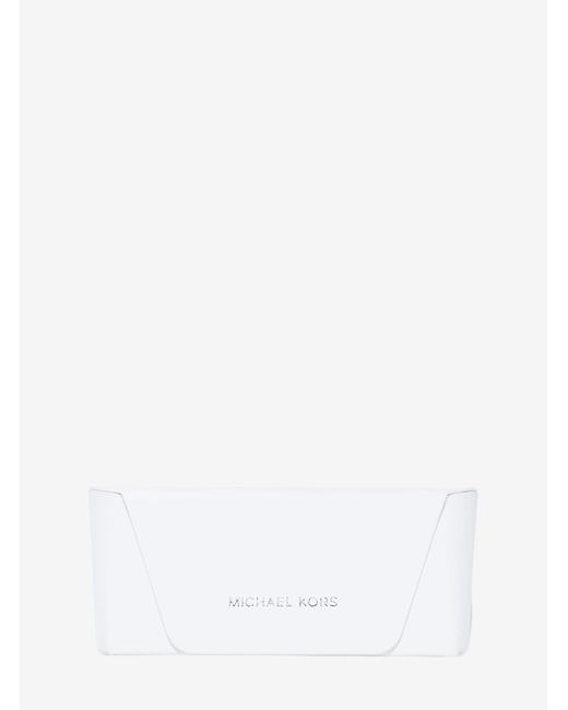 Michael Kors | Metallic Chelsea Sunglasses | Lyst