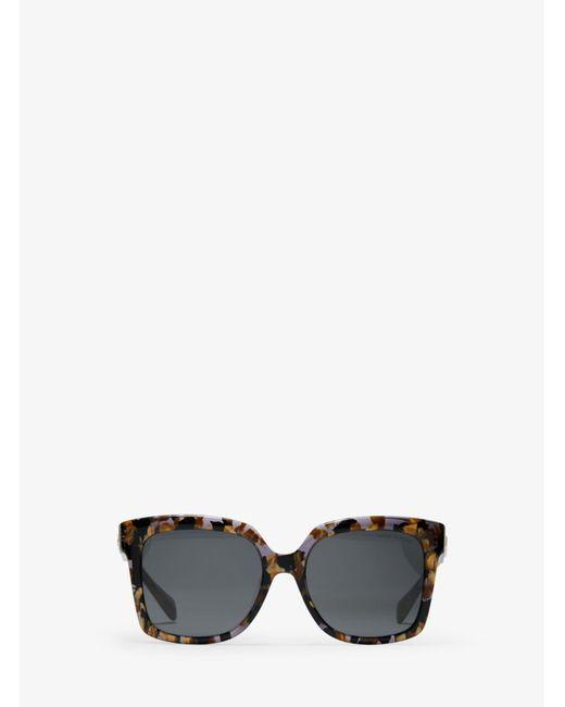 Michael Kors - Purple Cortina Sunglasses - Lyst