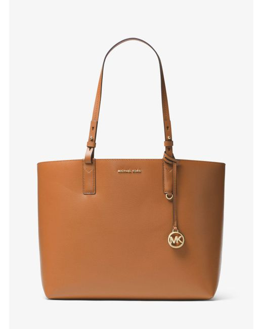 Michael Kors | Multicolor Cameron Large Leather Reversible Tote | Lyst