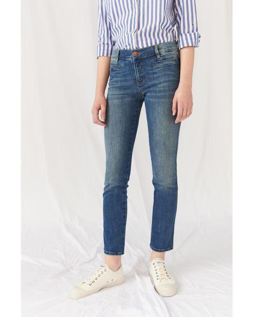 MiH Jeans - Blue Paris Jean - Lyst