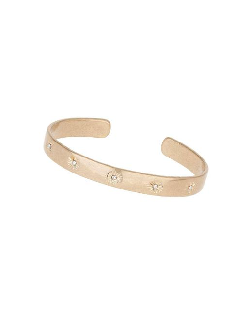 Miss Selfridge | Metallic Engraved Bangle | Lyst