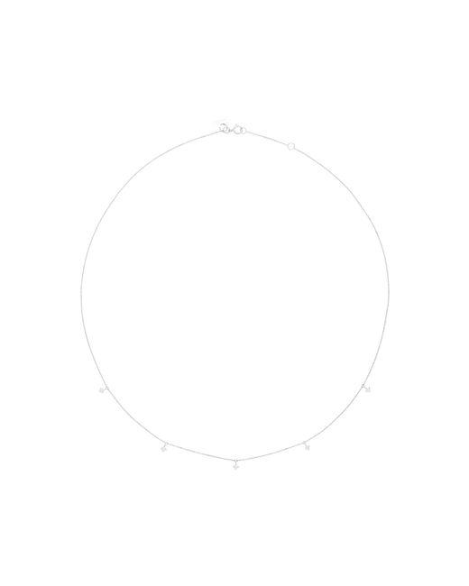 Vanrycke - Metallic Exclusive One 18k White Gold Diamond Necklace - Lyst