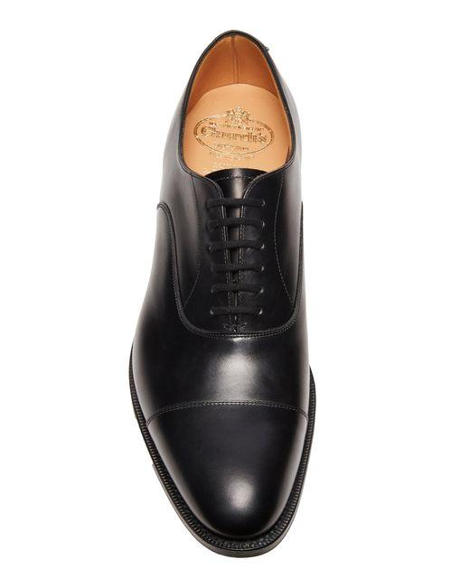163c7a464bfc ... Lyst Church s - Black Dubai Leather Oxfords for Men ...