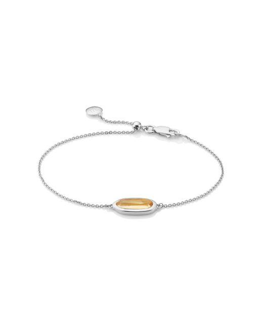 Monica Vinader | Metallic Vega Bracelet | Lyst