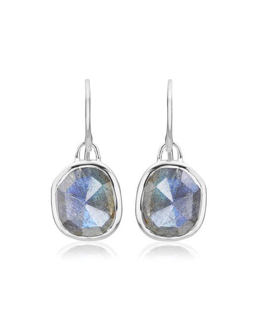 Monica Vinader - Multicolor Siren Wire Earrings - Lyst