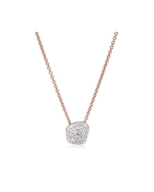 Monica Vinader - Multicolor Nura Mini Nugget Necklace - Lyst