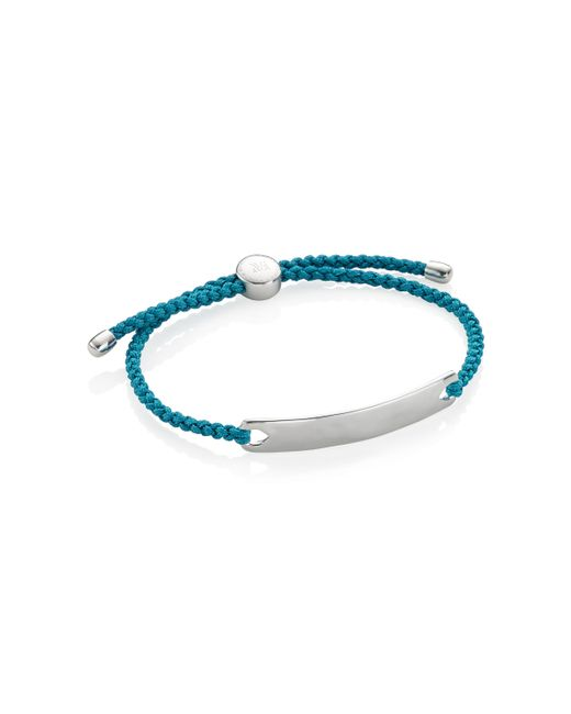 Monica Vinader - Metallic Havana Men's Friendship Bracelet for Men - Lyst