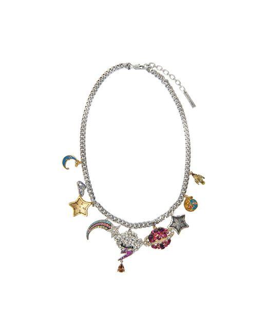 Marc Jacobs | Multicolor Celestial Statement Necklace | Lyst