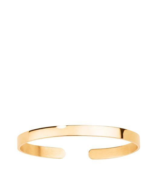 Aurelie Bidermann - Metallic Fine Jewellery - Engraved Bracelet - Lyst