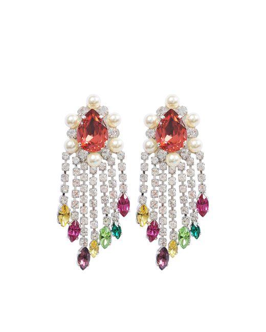 Shourouk   Multicolor Mini Sublime Earrings   Lyst