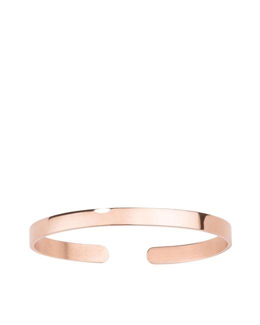 Aurelie Bidermann | Pink Fine Jewellery - Engraved Bracelet | Lyst