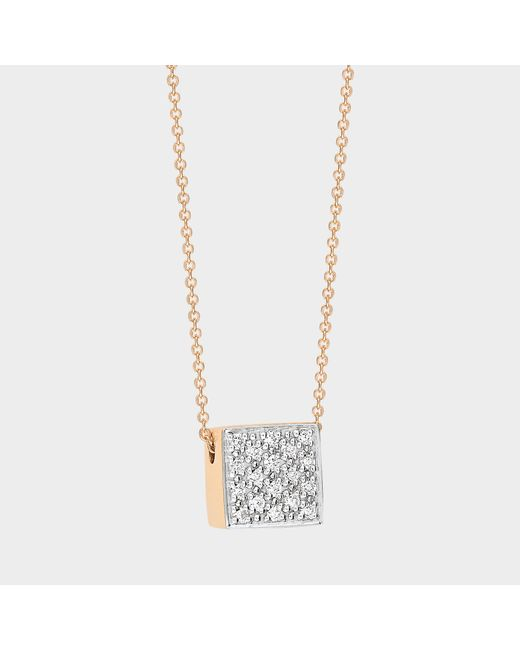 Ginette NY - Multicolor Baby Diamond Ever Necklace - Lyst