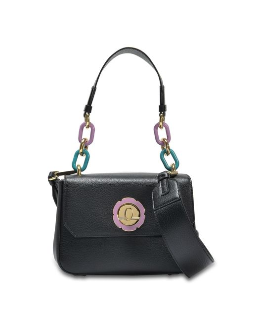Ferragamo - Black Lexi Bag - Lyst