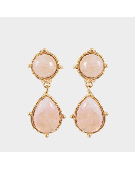 Sylvia Toledano - Multicolor Two Dots Earrings - Lyst