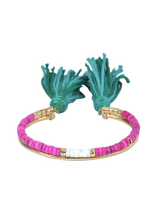 Aurelie Bidermann | Multicolor Sioux Bracelet | Lyst