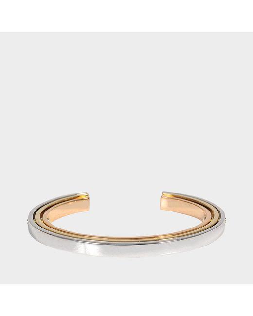 Charlotte Chesnais - Natural Triptych Bracelet - Lyst